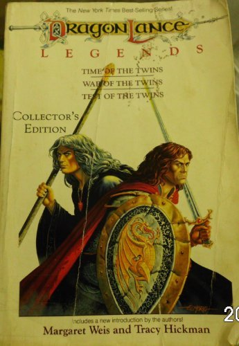 Dragonlance Legends (Dragonlance Legends Paperback) by Margaret Weis (1988-11-06)