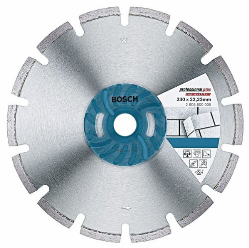 Preisvergleich Produktbild Bosch Zubehör 2608600245 Diamanttrennscheibe WPP 180 x 22,2 x 2,4 x 7,5 mm