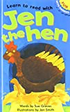 Learn to read with Jen the hen (Fun with Phonics)