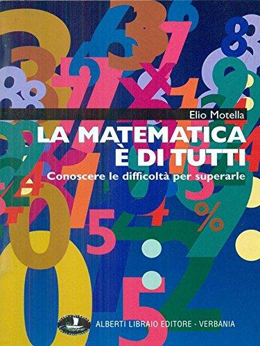 La matematica e' di tutti