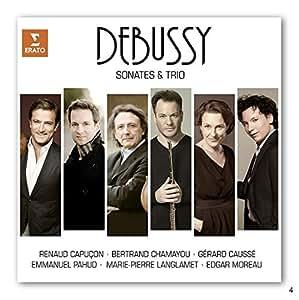 Debussy: Sonatas and Piano Trio