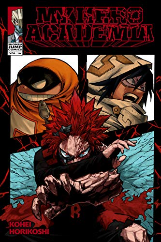 My Hero Academia, Vol. 16: Red Riot (English Edition)