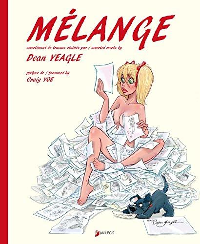 Mélange (AKI.BEAUX LIVRE) por Dean Yeagle