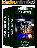 SPECIAL FORCES VENGEANCE - SAS BOX SET 1 (English Edition)