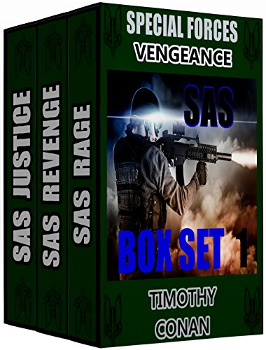 SPECIAL FORCES VENGEANCE - SAS BOX SET 1 (SAS BOX SETS)