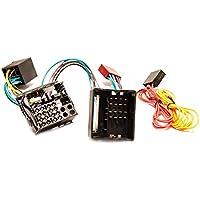 Cavo adattatore ISO per sistema vivavoce di Parrot e THB Burry, compatibile con Mercedes classe A - B - C - CL - E