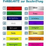 Sattelschoner Baumwolle Bötzel Lightline Dressage personalisiert mit Namen - 2