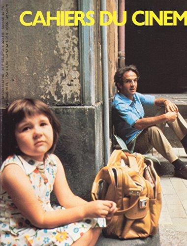 Le roman de Franois Truffaut. Numro spcial des Cahiers du cinma.