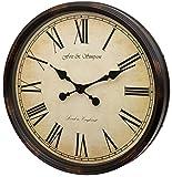 Fox and Simpson Reloj de Pared Extragrande, Diseño de Grand Central Station, DE 50cm