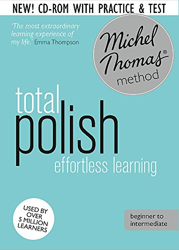 Total Polish Course: Learn Polish with the Michel Thomas Method: Beginner Polish Audio Course