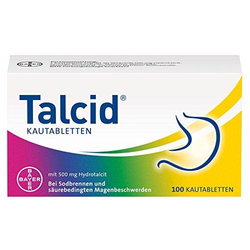Talcid 100 stk