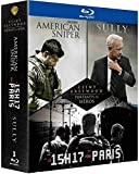 Clint Eastwood - Portraits de Héros - Le 15h17 pour Paris + Sully...
