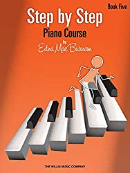 Edna Mae Burnam's Step by Step Piano Course - Book 5