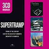 Supertramp: Crime of the Century + Even in (Audio CD)