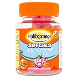 Seven Seas Haliborange Kids Calcium and Vitamin D Softies 30 by Seven Seas