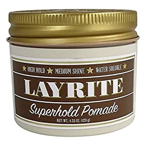 Layrite Super Hold Deluxe Salbe 120 g