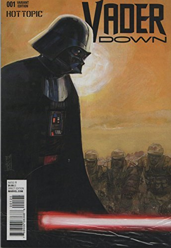 Star Wars: Vader Down by Jason Aaron (April 19,2016)