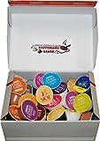 Nescafé® Dolce Gusto® Probierpaket in Geschenkbox * 42 verschiedene Kapseln