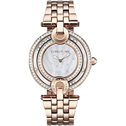 Cerruti Women's Watch with Stainless Steel Strap CRM05 4SR28MR