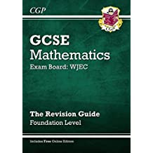 GCSE Maths WJEC Revision Guide with Online Edition - Foundation (A*-G Resits)