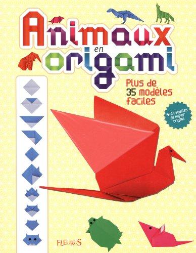 Animaux en origami par Belinda Webster
