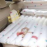 Cuscino gonfiabile dell'automobile di protezione della testa, grande letto gonfiabile di aria condizionata del doppio di lusso con la pompa elettrica e cuscino, letto dell'aria di campeggio