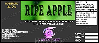 Twisted Aroma Ripe Apple von Twisted Vaping