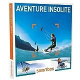 SMARTBOX - Coffret Cadeau homme femme - Aventure insolite - idée cadeau - 133 activités : une activité insolite pour 1 à 4