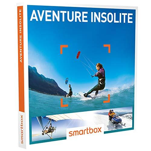 SMARTBOX - Coffret Cadeau homme femme - Aventure insolite - idée cadeau - 133...