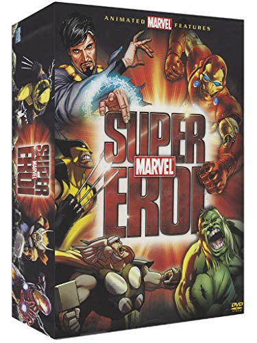 Super Eroi (Cofanetto) (3 DVD)
