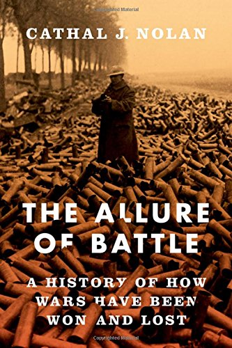Price comparison product image The Allure of Battle: A History of How Wars Have Been Won and Lost