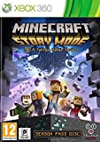 Telltale Games Minecraft Story Mode, Xbox 360 - video games (Xbox 360, Xbox 360, Adventure, telltalegames, E10+ (Everyone 10+), Basic) by Telltale Games