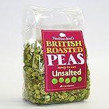 Hodmedod's   Roasted Peas Unsalted   6 x 300g