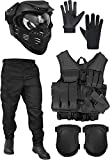 Paintball Softair Ausrüstung komplettes Equipment