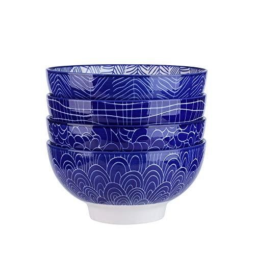 Vancasso Takaki Cuencos Cereal Porcelana