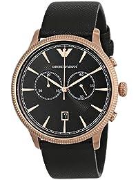 Emporio Armani De los hombres Swiss Movement Analógico Dress Cuarzo Reloj AR1792