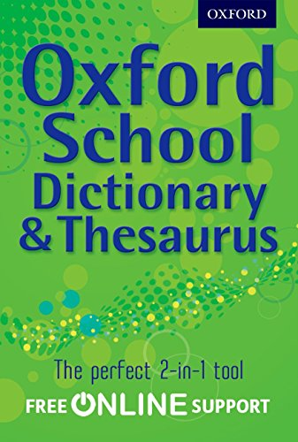 Oxford Combined Dictionary/Thesaurus 2012