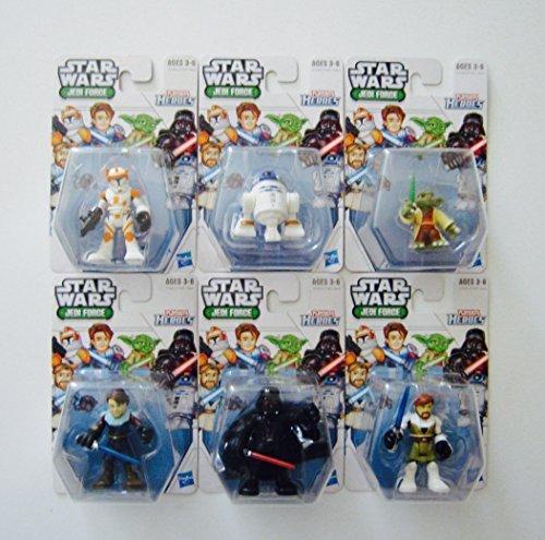 playskool-heroes-star-wars-jedi-force-bundle-complete-set-of-6-includes-darth-vader-obi-wan-kenobi-a