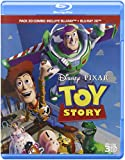 Pack: Toy Story 3D [Blu-ray 3D] [Import espagnol]