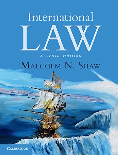 International Law 7th Edition por Malcolm N. Shaw