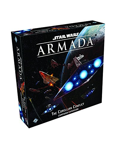 Preisvergleich Produktbild Star Wars Armada Corellia Campaign - English
