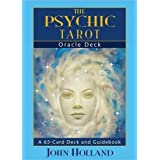 The Psychic Tarot Oracle Cards: a 65-Card Deck, plus booklet! by John Holland (2009-01-01)