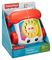 Mattel Fisher-Price CMY08 - Plappertelefon