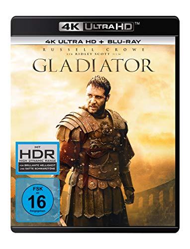 Gladiator  (4K Ultra HD) (+ Blu-ray 2D) -