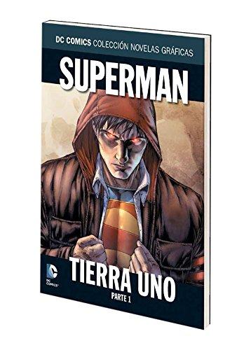 Colección novelas gráficas - Superman: Tierra uno parte 1