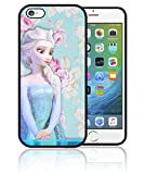 Fifrelin Coque iPhone et Samsung Elsa La Reine des Neiges Disney Frozen 0149