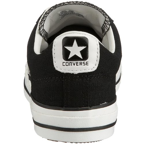 Converse All Star Hi Graphics, Sneaker Unisex – Adulto Nero/Bianco