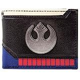 Star Wars Han Solo Aufrüsten Rebel Schwarz Portemonnaie Geldbörse
