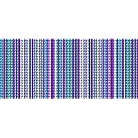 Tape Design 8056328002587Alfombra, Tela, Multicolor, 115x 65x 1cm