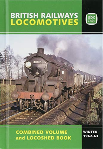 abc British Railways Combined Volume Parts 1-7 Winter for sale  Delivered anywhere in Ireland